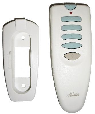 Model 85095 03000 Remote Control Transmitter Hunter