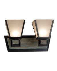 Clean Slate 2-Light Vanity by
