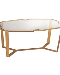Cutout Top Martini Table Small by