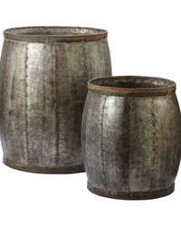 Fortress Drums - Set Of 2  by