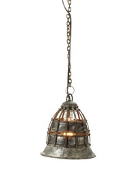 Flared Fortress Pendant Light by