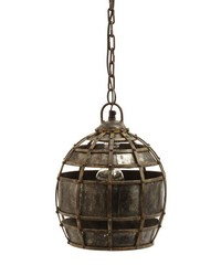 Round Fortress Pendant Light by