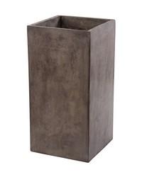 Short Al Fresco Cement Planter by