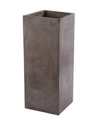 Tall Al Fresco Cement Planter by