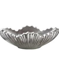 Poppy Planter - Silver by