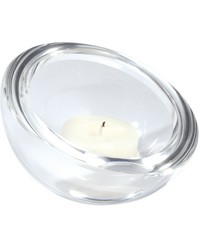 Crystal Votive Cup by