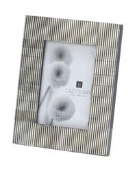 Pin Stripe Bone Frame 4x6 by