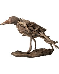 Driftwood Bird by