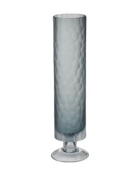 Frosted Glacier Tile Vase by