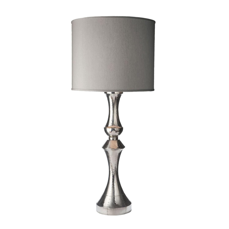 Silver table lamps australia online shopping classic for Silver floor lamp australia