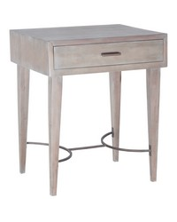 Empire Stretcher Side Table by