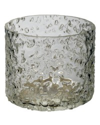 Ice Rock Salt Votive  by