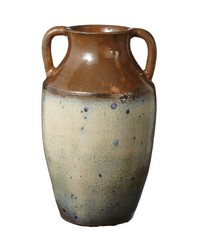 Ochre Olive Jar by