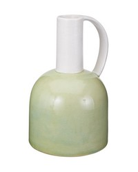 Spring Crackle Jug - Sm by