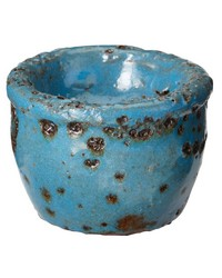 Rustic Ocean Tea Light by