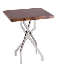 Stick Leggy Side Table by