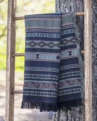 Navajo Green -50x60 Tap Throw by