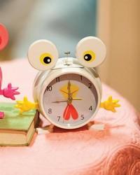 Chicken Animal Movement Alarm Clock by