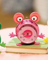 Pig Animal Movement Alarm Clock by
