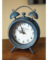 Table Clock Navy by