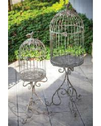 Bird Cage Floor Set of 2 by