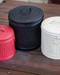 Metal Canister Set  by