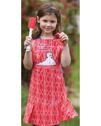Family Get Together Child Apron Set by