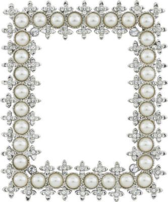 Crystal Pearl 2 5x3 5 Frame Interiordecorating