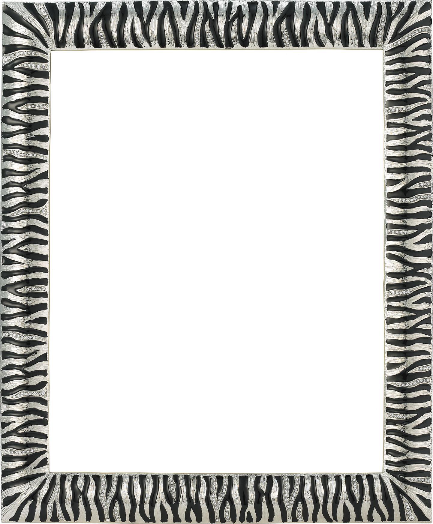 Zebra Frame 8x10 - InteriorDecorating