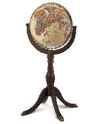Sherbrooke II Floor Globe by