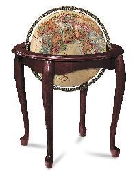Queen Anne Floor Globe by