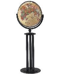 Forum Floor Globe by