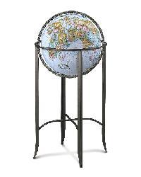 Trafalgar Floor Globe by