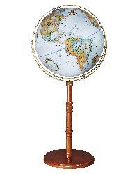 Edinburgh II Floor Globe by