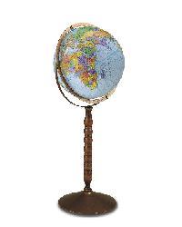 Treasury Floor Globe by