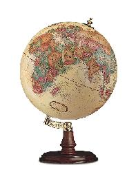 Cranbrook Table Globe by