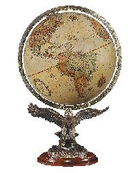 Freedom Table Globe by