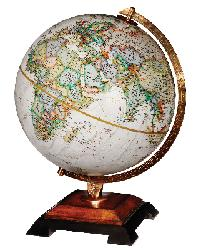 National Geographic Bingham Globe by