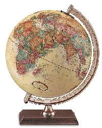 Forester Desk Globe by
