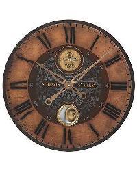 Simpson Starkey 23 Inch Wall Clock by