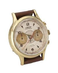 Aureole Round Wristwatch Table Clock by