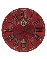 Villa Tesio 23 Inch Wall Clock by