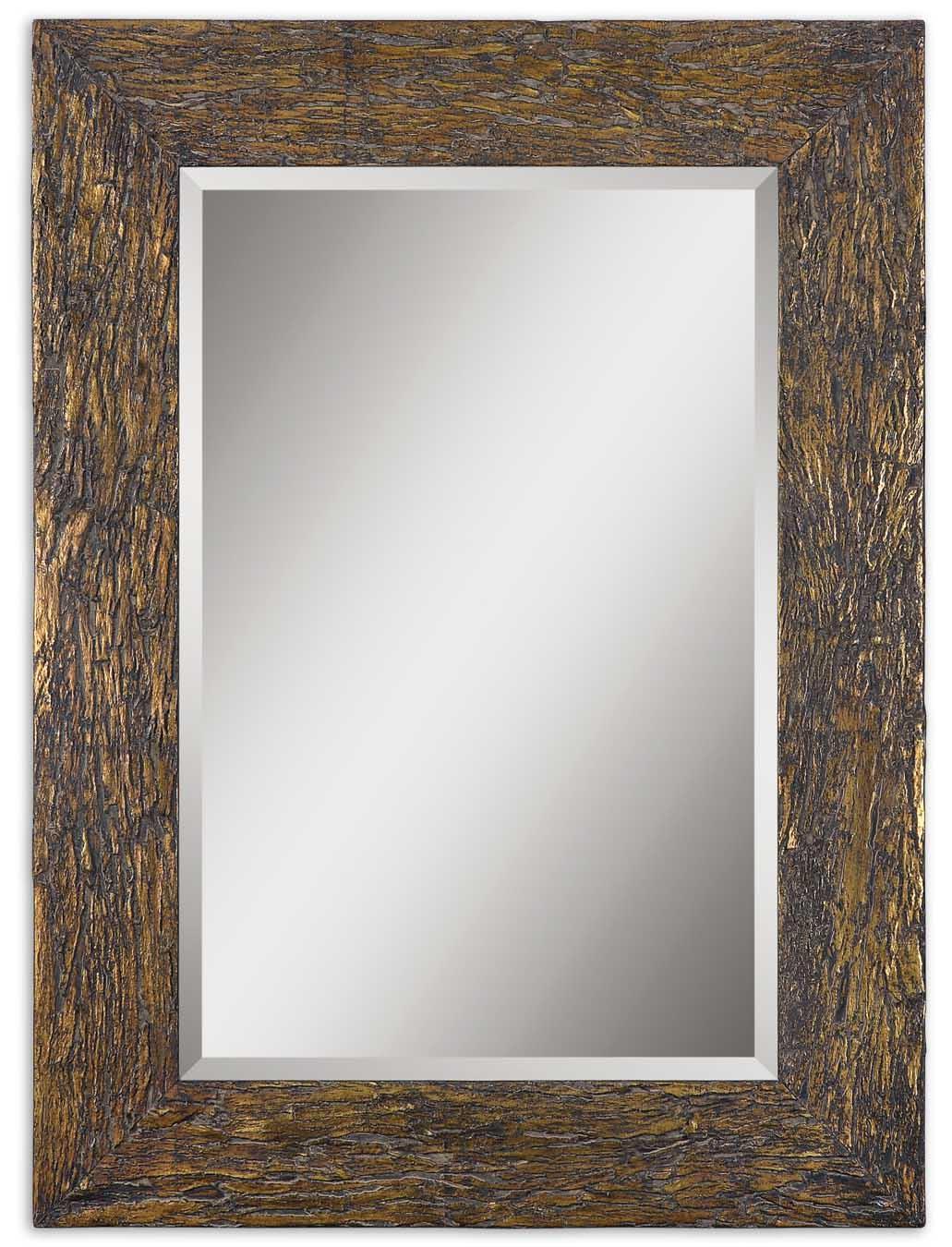 coaldale gold mirror uttermost