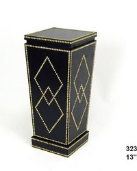 Nailhead Pedestal by