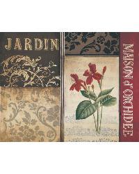 Belle Jardin I by