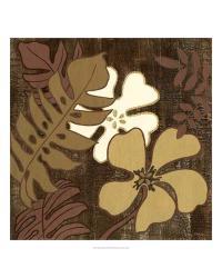 58947Z Calypso Floral I by