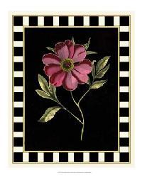 58953Z Besler Pink Peony I by