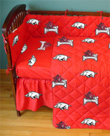 College Baby Bedding