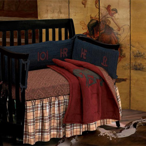 Baby Wrangler Western Baby Bedding - Interior Mall
