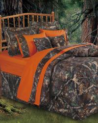 Oak Camo Comforter Set  5PC  - Twin by